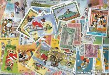 Sierra Leone Briefmarken 500 verschiedene Marken