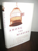 Signed 1st Edition Among The Missing Dan Chaon Stories Fiction First Printing