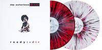 Ready To Die The Notorious B.I.G Red White Black Splatter Vinyl Me Please LP VMP