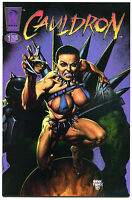 CAULDRON #1, 1A  NM, Glenn Fabry, Witches, Femme Fatale, more indies in store