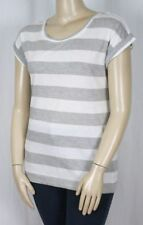 Sussan Striped Casual Regular Size Tops & Blouses for Women