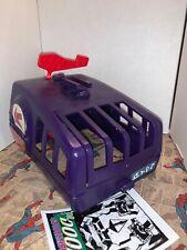 MOTU Heman  Eternia Vintage Sky Cage Vehicle Tram Monorail Purple Jail Trap