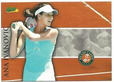 2008 ACE MATCHPOINT ANA IVANOVIC #RG13 @ ROLAND GARROS