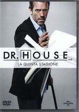 /5050582959703/ Dr. House - Stagione 05 (6 Dvd) DVD Universal Pictures