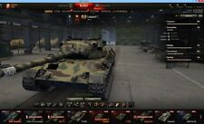 World of Tanks NA account. 3100 WN8, 5 tier 10, premium tanks, PRO account,