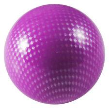 Carbon Fiber Arcade Stick Ball Top Sanwa Semitsu Mad Catz Hori Joystick - Purple