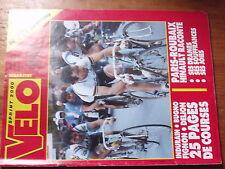 1µ??  Revue Velo Sprint 2000 n°253 Parix Roubaix Hinault Indurain Bugno Fignon