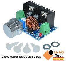 200W XL4016 DC-DC 8A Step Down 4-40V to 1.25-36V Adjustable Power Supply