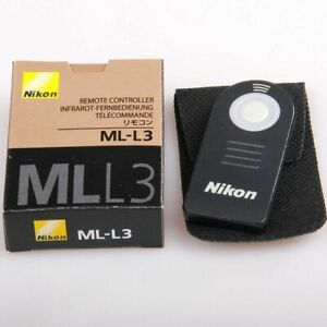 Nikon ML-L3 DSLR   Infrarot Fernauslöser Remote Control  Fernbedienung Auslöser