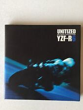 YAMAHA R6 MOTORCYCLE DEVELOPMENT COMMEMORATIVE BOOK