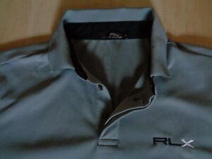 Ralph Lauren RLX Polo Shirt Sportshirt M 50