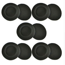 NEW 10 Pieces 5cm Foam Replacement Ear Cushions Earpads Covers for Headphones#T