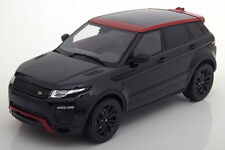 Kyosho 2016 Range Rover Evoque Dynamic Lux Black/Red Color in 1/18 Scale New!