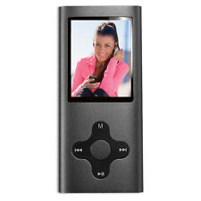 "Eclipse 180 PRO GM 1.8"" LCD 4GB MP3 USB Music, Video Player, Camera, Radio Gray"