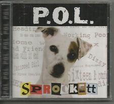 P.O.L. - SPROCKETT!!  NR!!!~~~~~~~~~~~~~~