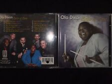 CD OLA DIXON / LABOR OF LOVE /