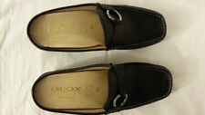 Geox Respira loafers.  Black .  Size 36.. US size 6.  NEW, UNUSED