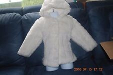 """Cute Girl's """"Casual Time"""" Jacket Size 3T (Good Condition)"""