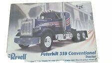 Revell Perterbilt 359 Conventional Tractor Model Kit