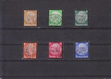 Germany 436-441 used
