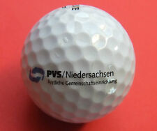 Pelota de golf con logo-PVS baja sajonia-golf logotipo pelota como recuerdo amuleto