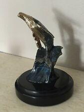 Donjo Whale Figurine Statue Art Sculpture #45/1250 SIGNED
