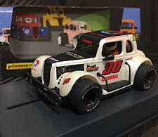 Pioneer Legends Racer '34 Ford Coupe Slot Car 1/32 Scalextric DRP P081