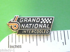 GRAND NATIONAL (BUICK) Intercooled - hat pin , tie tac , lapel pin GIFT BOXED jb