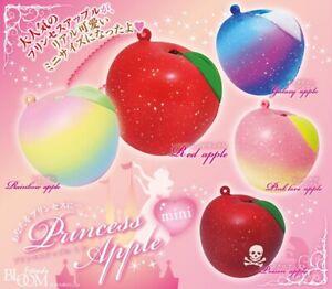 Ibloom Mini Princess Apple Squishy Squeeze NEW