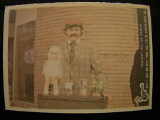 Vintage The Monkees Raybert Trading Card 1967 43 A Micky Dolenz Moustasch TV