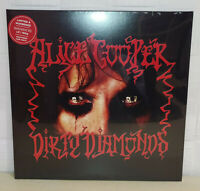 ALICE COOPER - DIRTY DIAMONDS - NUMBERED - RED - RSD 2020 - LP