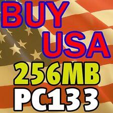 256 256MB PC133 Dell Latitude C810 V700 V710 X200 C400 C510 C610 Memory Ram