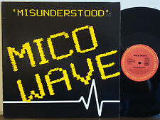"MICO WAVE-BOOTSY COLLINS Misunderstood (Dub) RARE NM 1987 COLUMBIA 12"" 33 P-FUNK"