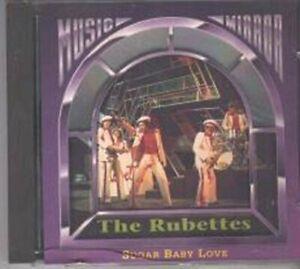 Rubettes Sugar baby love (1993)  [CD]