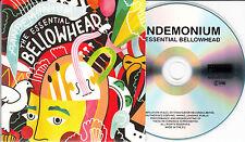 BELLOWHEAD Pandemonium: The Essential 2015 UK 13-trk promo CD
