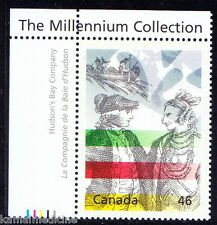 Canada  MNH, Millennium, Invention, Hudson's Bay , Oldest Fur trading Com - In03
