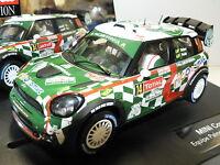 Carrera Evolution 27406 Mini Countryman WRC Equipe Palmeirinha Rally RMC NEU