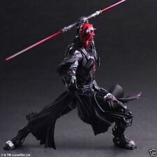 SQUARE ENIX VARIANT PLAY ARTS KAI STAR WARS DARTH MAUL ACTION FIGURE FIGURINE