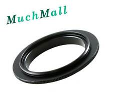 49mm Macro Reverse Adapter Ring for Canon EOS EF mount camera 5D III 7D II 70D
