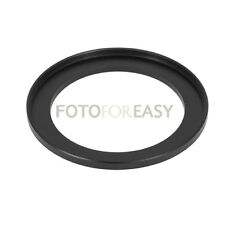 Black 55mm to 58mm 55mm-58mm Step Up Filter Ring