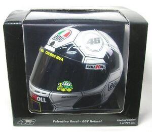 V. Rossi AGV Helmet Moto GP Barcelona 2008