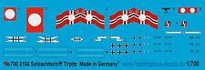 Peddinghaus 1/700 EP 3156 Battleship Tirpitz