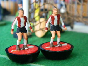 VINTAGE 1970s SUBBUTEO - CLASSIC HEAVYWEIGHT SPARES - NEW SOUTHAMPTON - RARE.