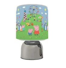 Peppa Pig Touch Table Bedside Lamp Kids Room