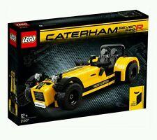 Lego 21307 Ideas Caterham Seven 620r
