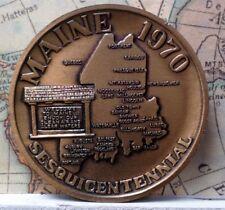 1970-token-medal-the Boston Massacre-200 Years Coins & Paper Money