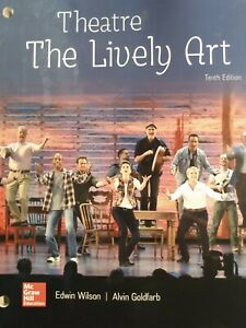Loose Leaf for Theatre: the Lively Art by Edwin Wilson and Alvin F. Goldfarb (20
