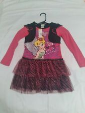 Disney Fairies Tinkerbell Dress ___SIZE 5 Excellent condition new with tags