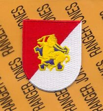 US Army 9th Cavalry Regiment AIR ACR beret flash patch