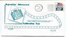 1973 Apollo Mount Calibration Test White Sand Missile Range Telescope Skylab USA
